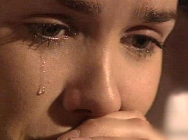 слезы матери